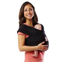 Neuf - Porte-bébé Baby K'tan noir grandeur Small - modèle ACTIVE