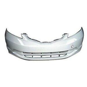 NEW PAINTED 2009-2014 HONDA FIT FRONT BUMPERS +FREE SHIPPING