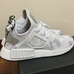 Adidas NMD XR1 Duck Camo White 100% original BOOST fit 9.5-10.5
