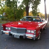 76 eldorado king of the road.first come first pick .