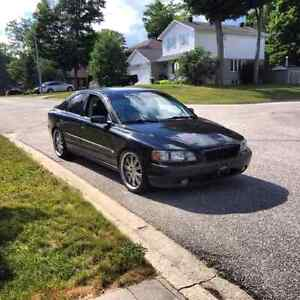 VOLVO S60 STRAIGHT PIPED FUN FAST CAR! QUICK SALE & CHEAP