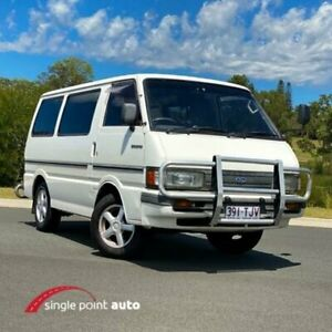 1994 Ford Econovan Maxi MWB White 5 Speed Manual Van Chevallum Maroochydore Area Preview