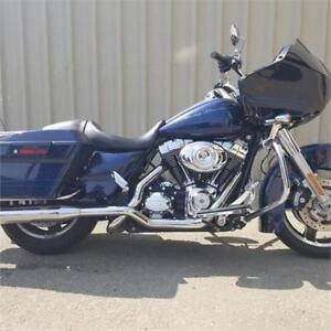 2012 Harley Davidson Roadglide Custom- In-House Financing