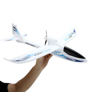 Blue RC Airplane 2.4G - 3CH RTF - WITH Mini 808 CAMERA