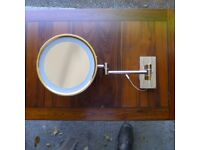 Bathroom Extending Mirror