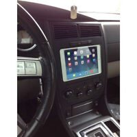 CAR AUDIO-STEREO-AMP & SUB-DOUBLE DIN INSTALLATION