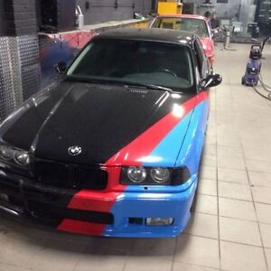 E36 M3 { S54 engine 6 Speed swap } All new MUST SEE   CUSTOM