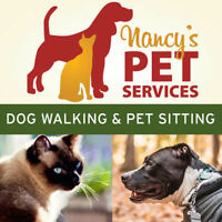 House Sitting, Dog Walking & Pet Sitting GUELPH