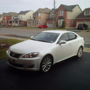2009 Lexus IS Sedan