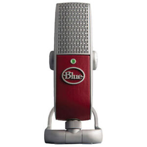 Blue Microphones Raspberry Mobile USB Condenser Microphone Brand