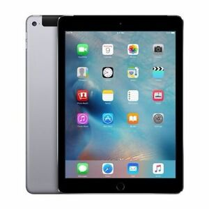 Ipad air 2 16GB wifi and cellular LTE plus Apple warranty 04/17
