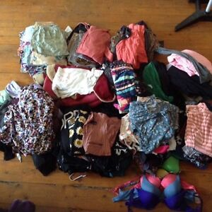 2 large bags of teen clothing!