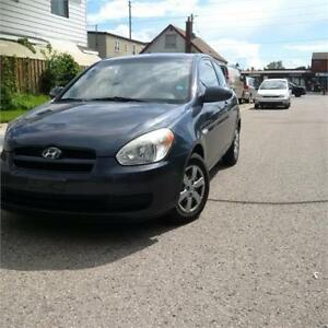 2008 Hyundai Accent GL.Auto,Certified.Call 9054322277