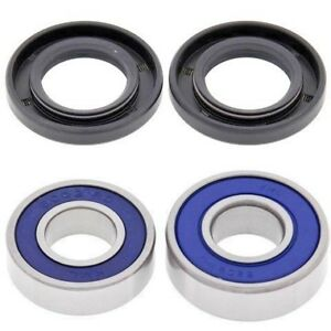 Suzuki RM85 2002-2016 Rear Wheel Bearings And Seals RM 85