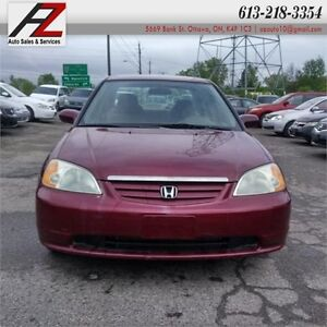 2002 Honda Civic LX-G