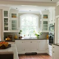 Resurface your kitchen and bathroom cabinetry