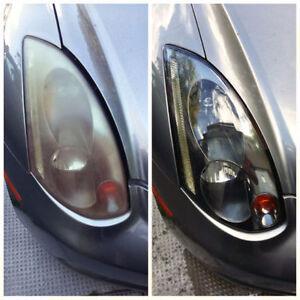 Headlight Restoration - Lasting Results Guaranteed Gatineau Ottawa / Gatineau Area image 2
