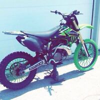 Monster kx250 must see
