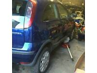 Corsa breaking all parts cheap