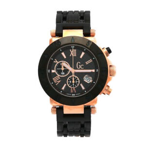 Guess GC Mens Rose Gold Watch With Box