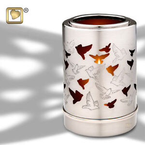 BEAUTIFUL TEA LIGHT CREMATION URN CANDLES NOW AVAILABLE St. John's Newfoundland image 5