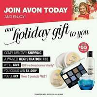 Avon Reps Needed - FREE TO JOIN