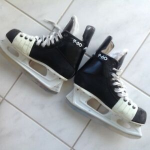 SKATES--MENS MICRON 9-60, like new condition, asking  $40