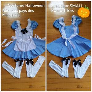 Costume  Alice aux Pays des Merveilles
