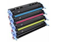 Brand New Recycled Toners for HP Color Laserjet 3800
