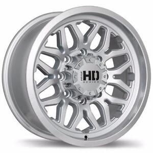 "Roues Hiver 17"" Ram Silverado Sierra 2500 3500 Mag Winter Wheels"