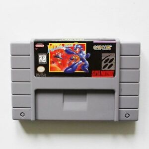 WANTED: MEGAMAN 7 SNES will trade for EARTHBOUND or E.V.O.