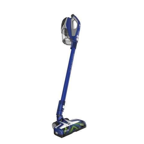 Dirt Devil Reach Max Plus Bagless Cordless Stick Vacuum Black/blue BD22510BL