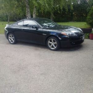 2008 Hyundai Tiburon GS Coupe (Sport Package)