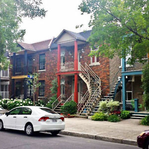 Quartier Villeray - Duplex et Triplex disponibles 499 000$ et -