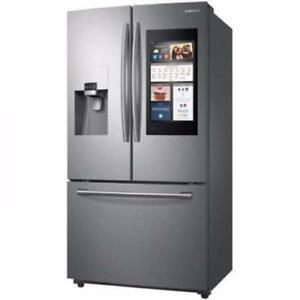 SAMSUNG RF265BEAESR, FRENCH DOOR REFRIGERATOR, ON SALE (NA 5)