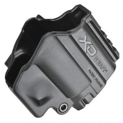 Springfield Xd3501bh Xd Gear Belt Holster Right Hand Black Fits Xd