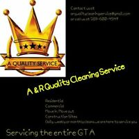 A & R Quality Cleaning Service
