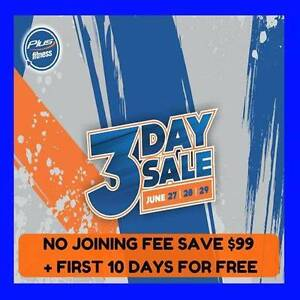 3 Day Gym Sale : No Joining Fee (Save $99) Adelaide CBD Adelaide City Preview