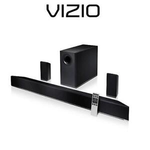 "NEW VIZIO 42"" SOUND BAR SYSTEM S4251w-B4 190574219 BLUETOOTH WIRELESS STREAMING 5.1ch Subwoofer  Satellite Speakers"