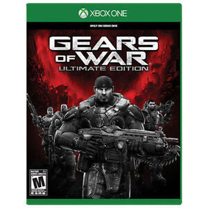 Gears of War Ultimate Edition - Jeu Xbox One