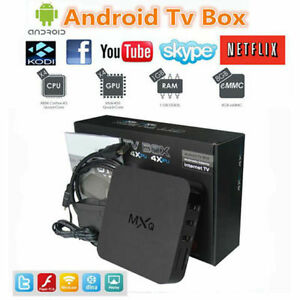 ANDROID TV QUAD CORE ANDROID BOX FULLY PROGRAMMED