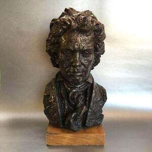 Beethoven Bust 1961 Austin products Figurine