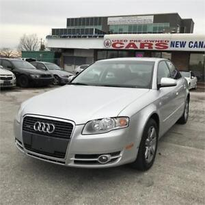 2006 Audi A4 Quattro - LOW MILEAGE!