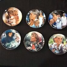 Princess Diana 6 plate collection Lake Haven Wyong Area Preview