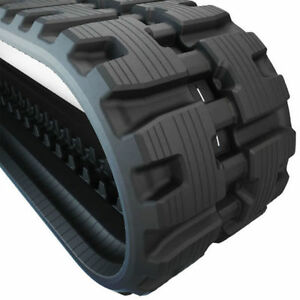 Rubber Tracks John Deere Kubota New Holland ASV Bobcat Case