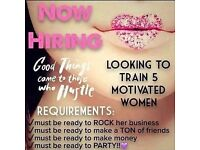 Looking for enthusiastic people to join my ever growing team