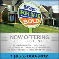 Now Offering Free Listings in Select Areas