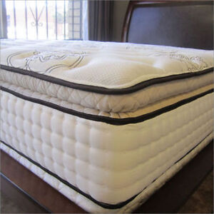 Luxury Mattress SALE Today 2-3pm!! KING $600