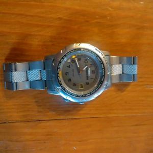 Men's Timex expedition indiglo