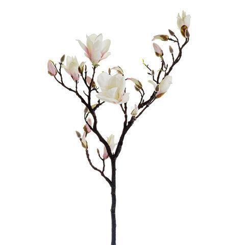 Silk magnolia flowers ebay mightylinksfo